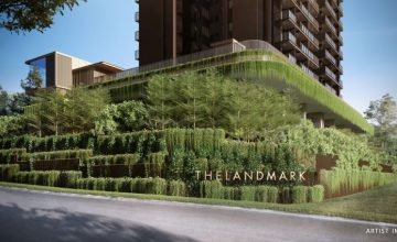 The Landmark by mcc land Terraces Singapore