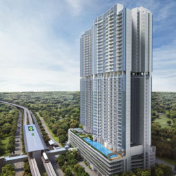 the landmark condo developer mcc land queens peark singapore