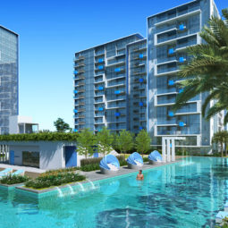the landmark condo developer mcc land the santorini singapore