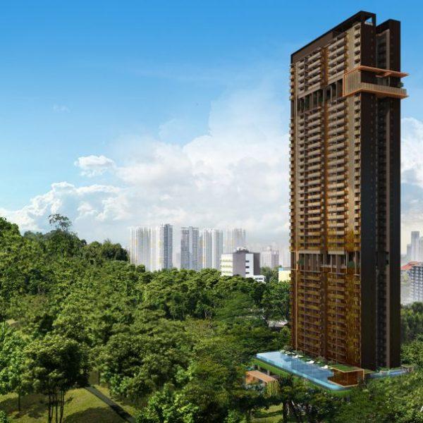 The Landmark condo former landmark tower chin swee road Hero