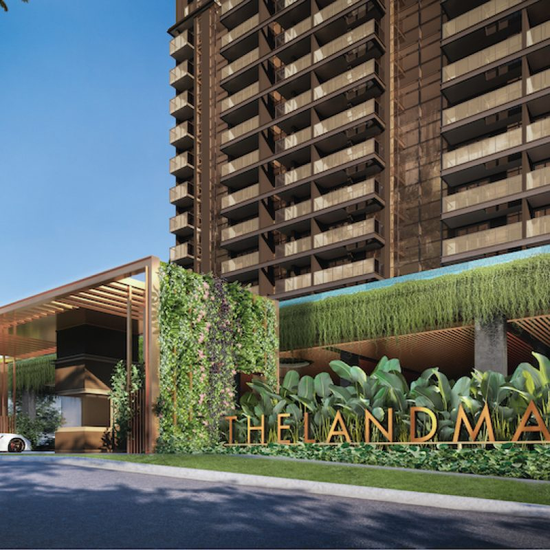 the landmark developer singapore